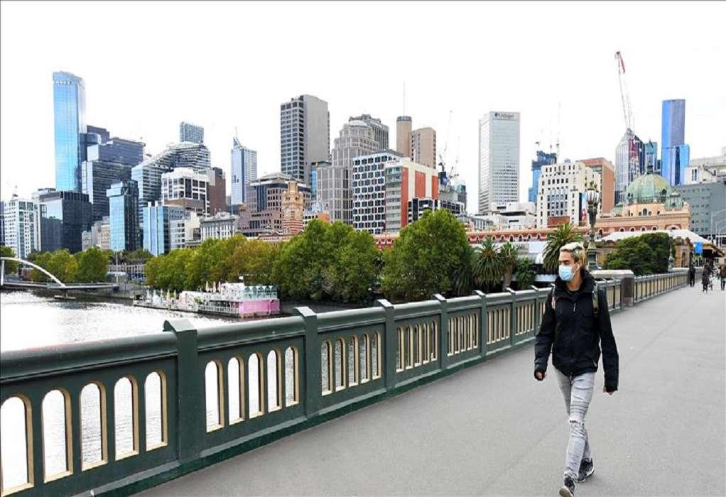 Αυστραλία-Covid-19: Σε καραντίνα η Μελβούρνη
