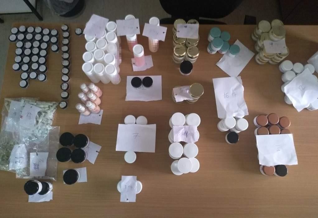 Κομοτηνή: Πουλούσε καλλυντικά χωρίς έγκριση ΕΟΦ