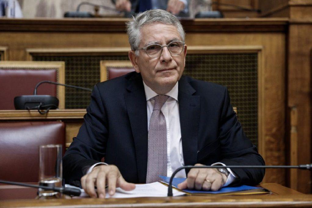 Παραιτήθηκε o υφυπουργός Γεράσιμος Θωμάς