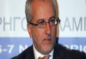 Ο Γιώργος Αρώνης πρόεδρος στο «Ελευθέριος Βενιζέλος»