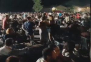 Γουδή: Συνωστισμός σε γλέντι 2.000 ατόμων (VIDEO)