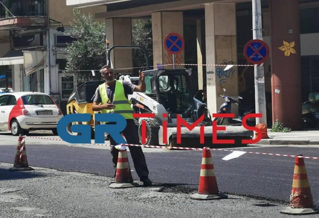 Θεσσαλονίκη: Ποιοι δρόμοι κλείνουν αύριο – Αλλαγές στα λεωφορεία