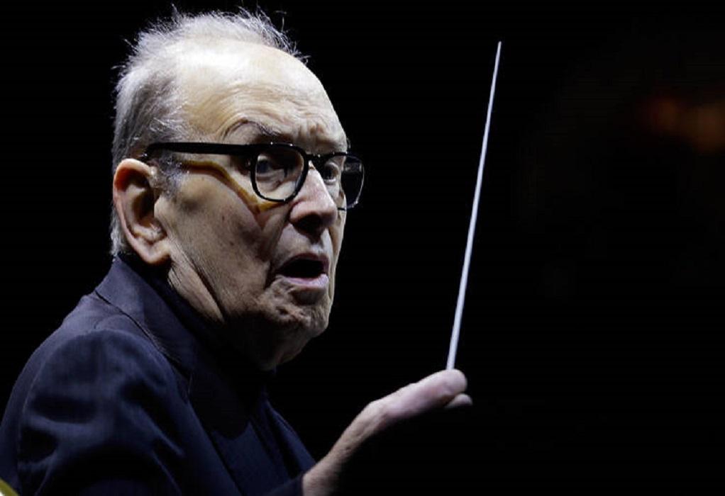 Πέθανε ο συνθέτης Ένιο Μορικόνε
