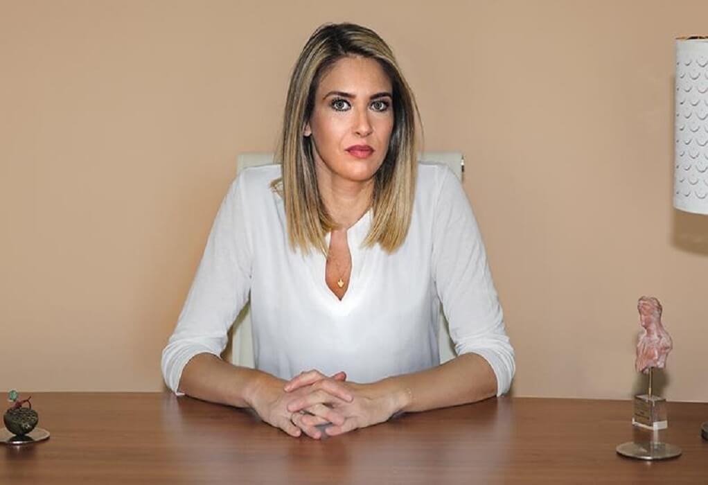 Τι λέει η Άννα Ευθυμίου για την επίθεση στο γραφείο της
