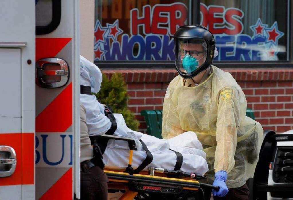 Κορωνοϊός- ΗΠΑ: Περίπου 200.000 μολύνσεις σε ένα 24ωρο