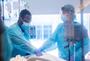 Covid-19- Λάρισα: Τρίτος ασθενής στη ΜΕΘ του Πανεπιστημιακού Νοσοκομείου