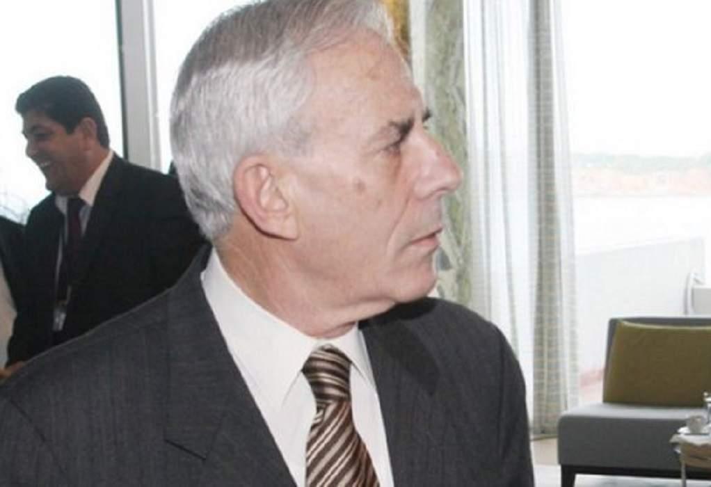 Πέθανε ο Θ. Βεζυργιάννης, δήμαρχος Νέου Ψυχικού για 16 χρόνια