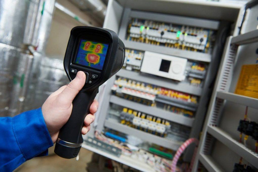 Εξοικονόμηση Ενέργειας & Ασφάλεια με θερμογράφηση ηλεκτρομηχανολογικού εξοπλισμού