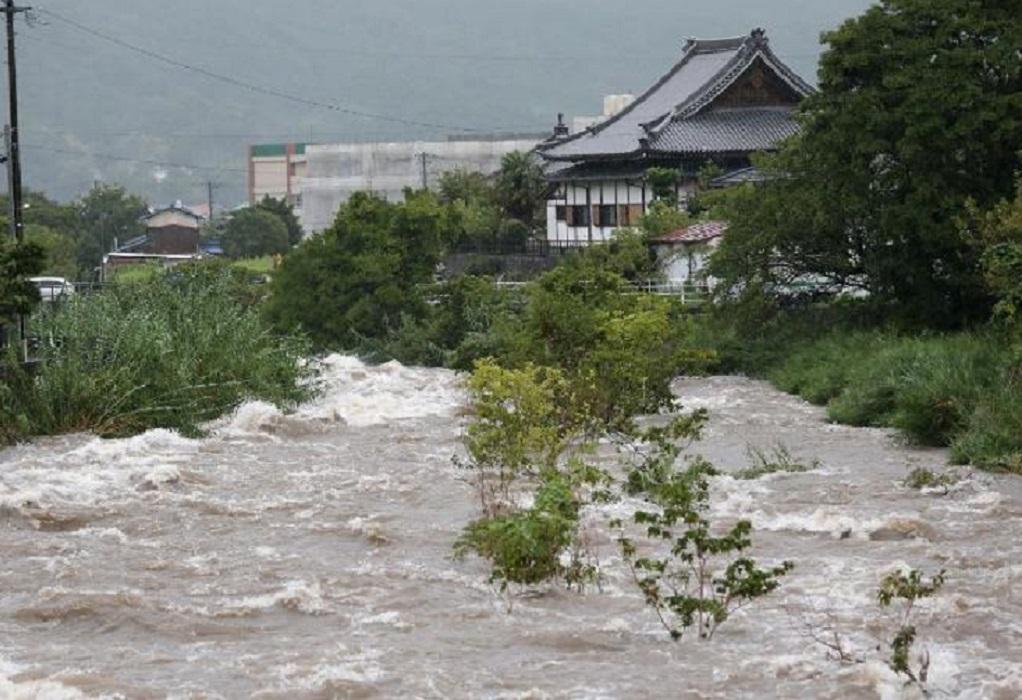 Ιαπωνία: Τουλάχιστον 58 οι νεκροί από τις πλημμύρες