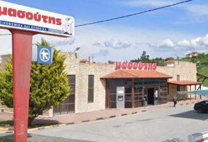 Ιερισσός: Εκρηκτικός μηχανισμός σε ΑΤΜ