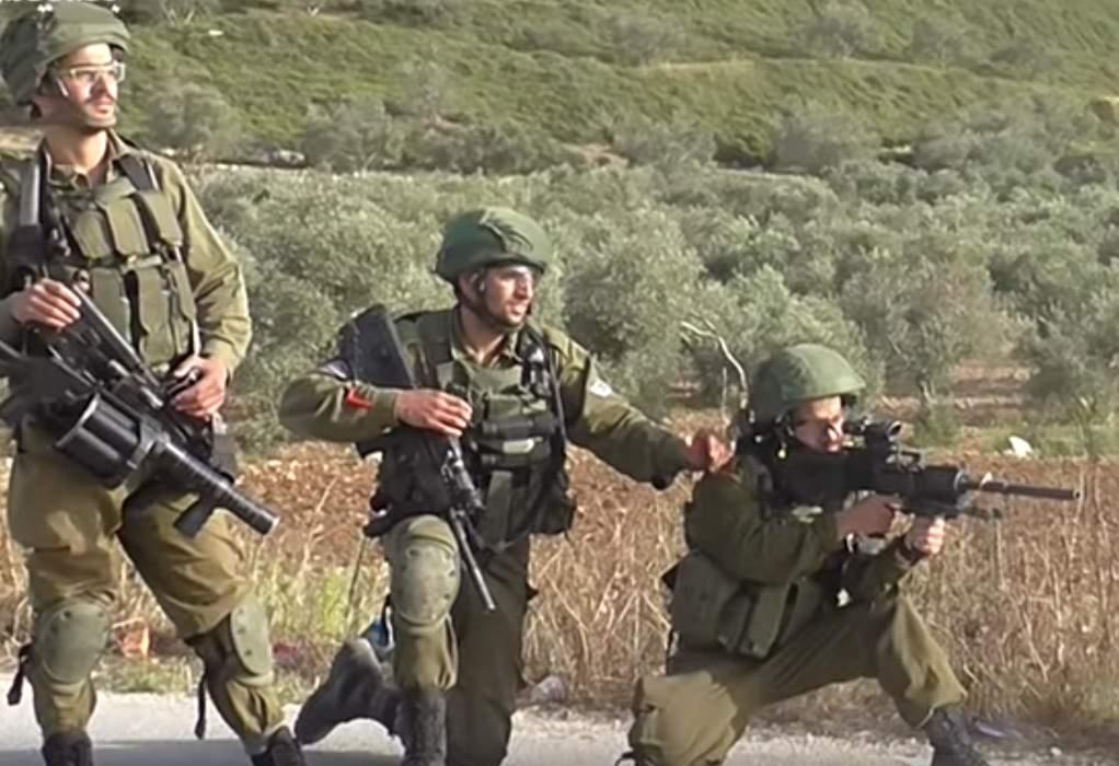 Ισραηλινή επίθεση στη Συρία κατά  παραστρατιωτικών προσκείμενων στο Ιράν