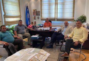 Συνάντηση Ιωαννίδη με Κουτσούκο για τα διόδια Μαλγάρων