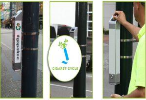 Cigaret Cycle: Ήρθε η ώρα για ανακύκλωση των αποτσίγαρων!