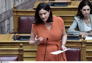 Έντονη αντιπαράθεση μεταξύ Κεραμέως και Φίλη στη Βουλή