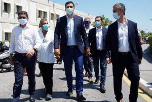Κικίλιας: Επιπλέον 25 κλίνες ΜΕΘ για την Κρήτη
