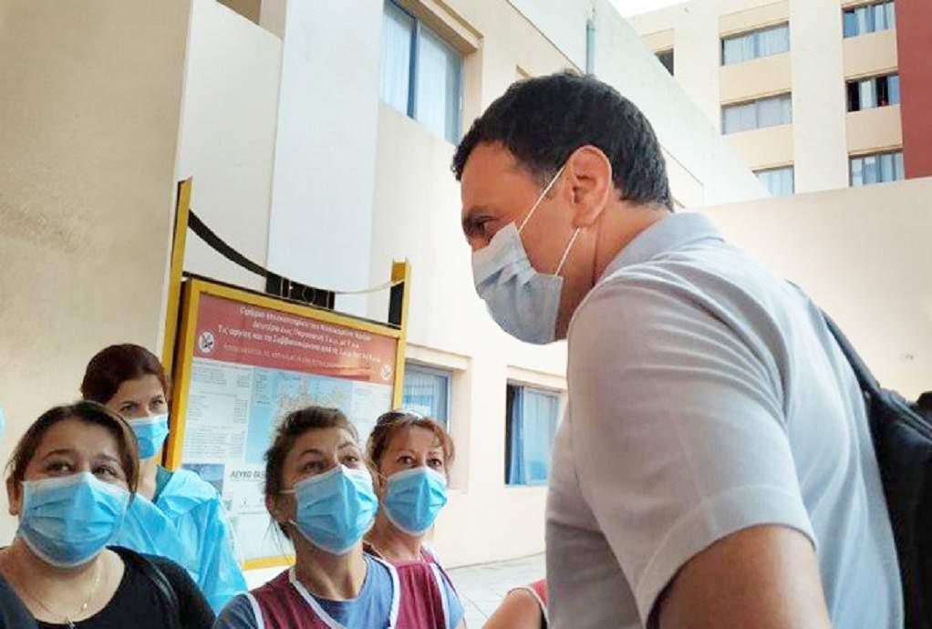 """Αξιολόγηση νοσοκομείων """"ζητά"""" μέσα από διαβούλευση ο Β. Κικίλιας"""