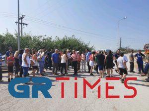 Δήμος Δέλτα: Βροντερό όχι των κατοίκων στα πλευρικά διόδια (ΦΩΤΟ-VIDEO)
