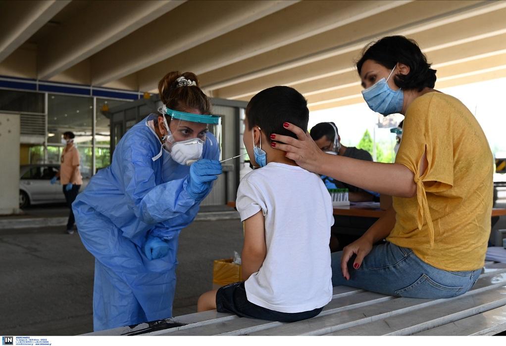 Κορωνοϊός: Που εντοπίστηκαν τα νέα κρούσματα