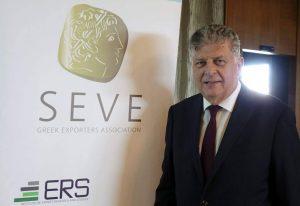 ΣΕΒΕ: Επανεκλογή Κωνσταντόπουλου στη θέση του προέδρου