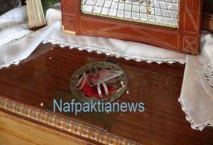 Ιερόσυλοι έκλεψαν ιερό λείψανο του Αγίου Νεκταρίου