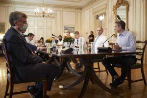 Τσιόδρας: Ανησυχώ για τα Βαλκάνια – Τι συζητήθηκε στο Μαξίμου