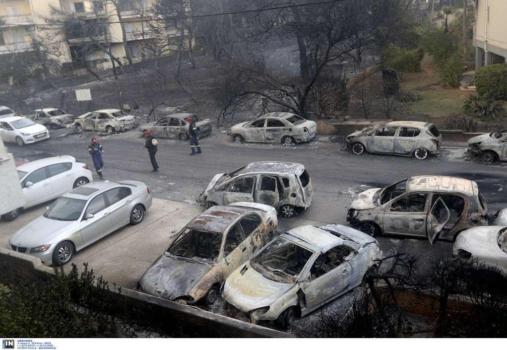Πυρκαγιά Μάτι: Δεν δόθηκε εισήγηση από την Πυροσβεστική για εκκένωση