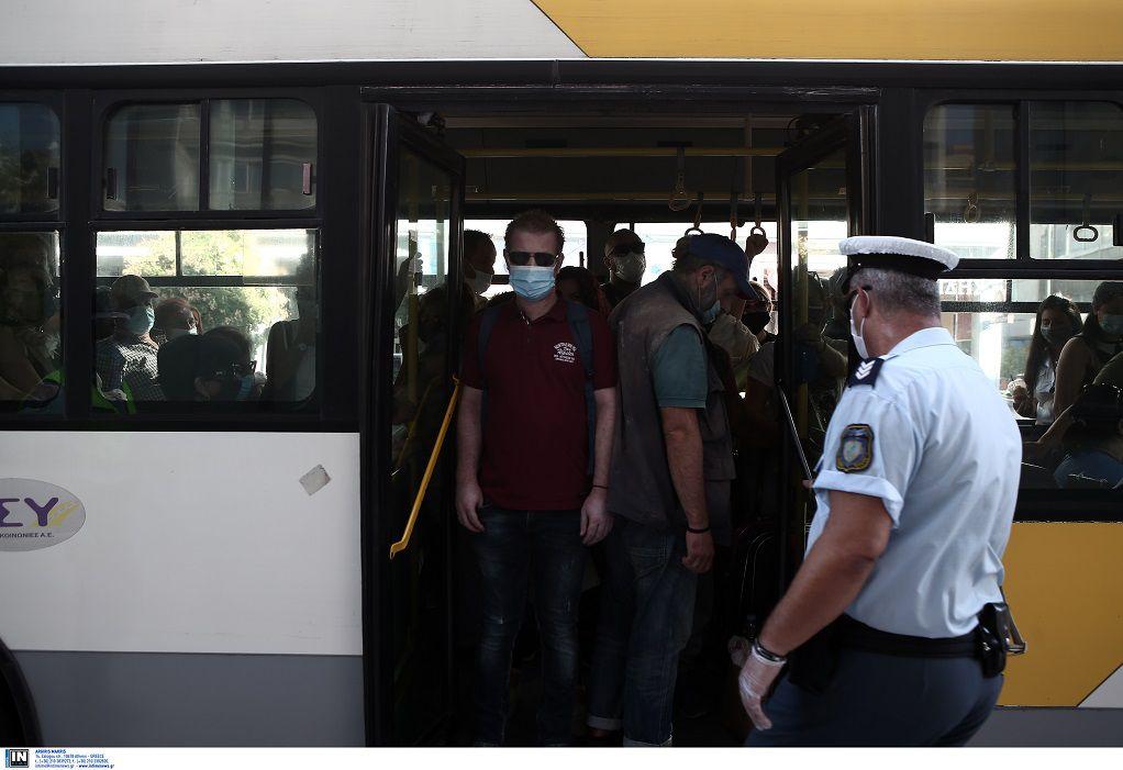 Αύξηση δρομολογίων στα ΜΜΜ για αποφυγή συνωστισμού -Ανάκληση αδειών