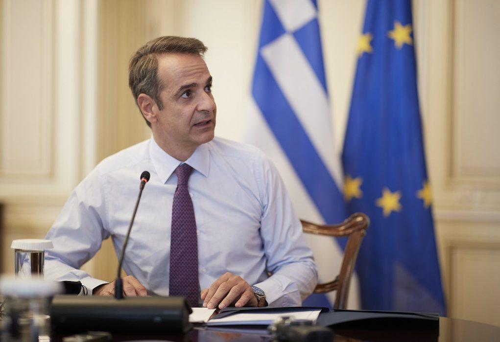 Κορωνοϊός: Επίκληση Μητσοτάκη στο φιλότιμο του Έλληνα