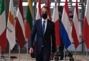 Σύνοδος Κορυφής – Μητσοτάκης: Αυστηρές κυρώσεις στην Τουρκία