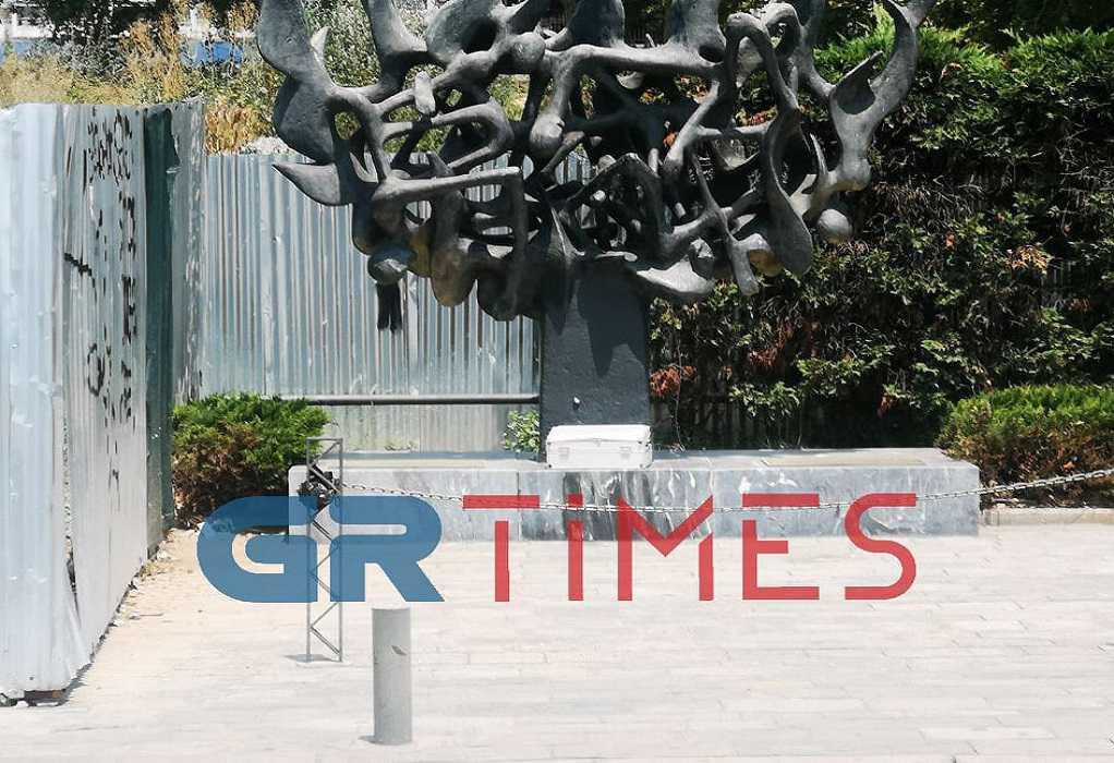 Θεσσαλονίκη: Λήξη συναγερμού για το ύποπτο αντικείμενο (VIDEO)