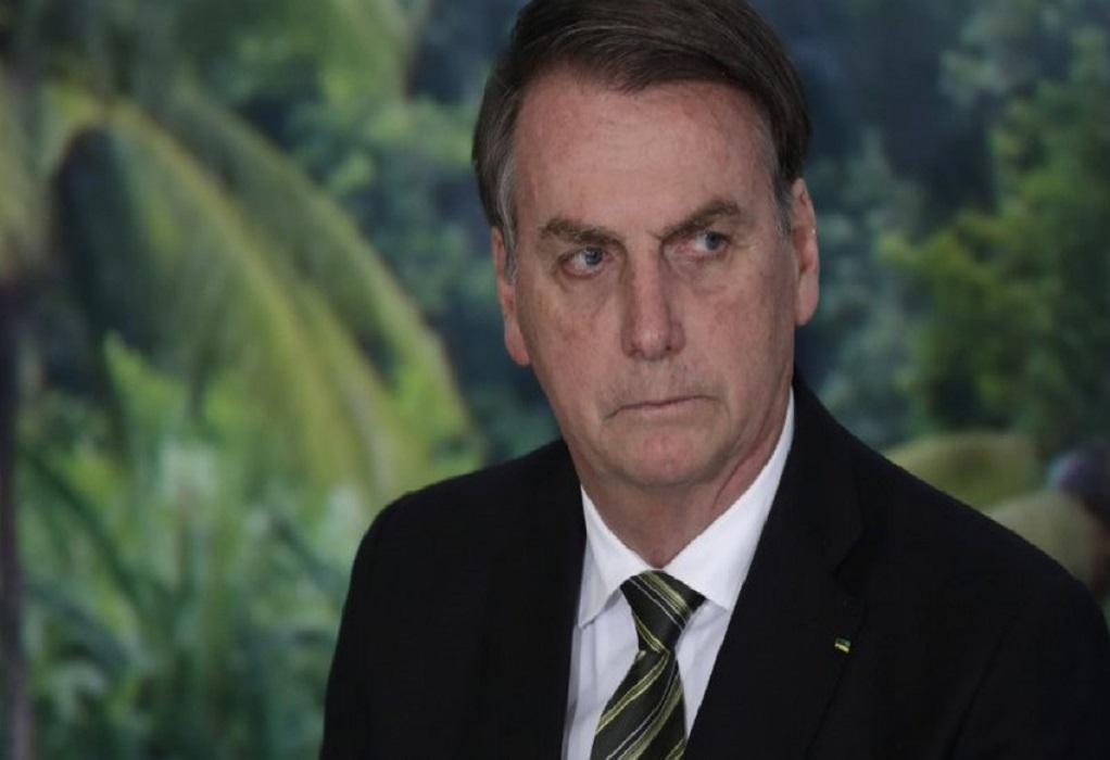 Βραζιλία: Ο  Μπολσονάρου πιο δημοφιλής από ποτέ