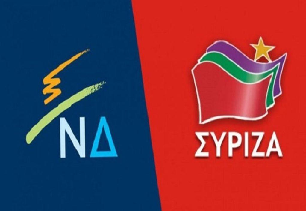 Δημοσκόπηση: Μπροστά η ΝΔ με 18,4% από το ΣΥΡΙΖΑ