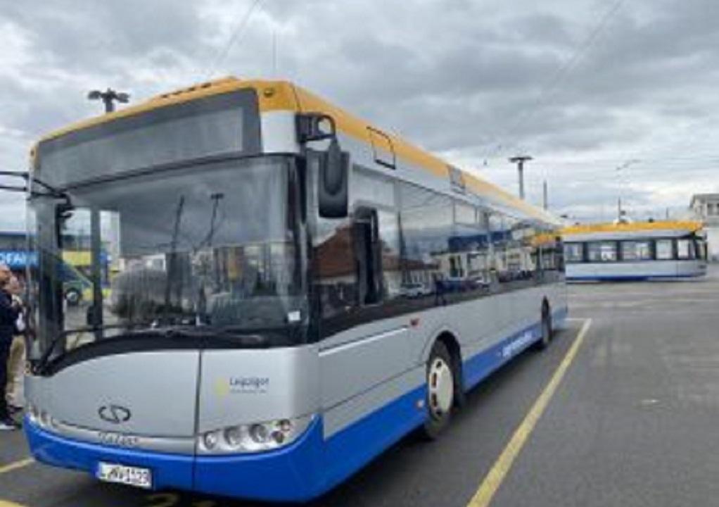 ΟΑΣΘ: Διαγωνισμός για κλιματιστικά στα 49 λεωφορεία του Δήμου