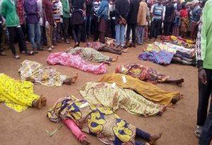 Ένοπλη επίθεση σε γάμο – 18 νεκροί