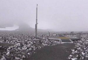 «Λευκός» Ιούλιος στη Νορβηγία (VIDEO)