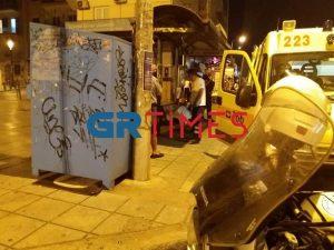 Θεσσαλονίκη: Άνδρας βρέθηκε νεκρός σε στάση του ΟΑΣΘ, φωτογραφία-1