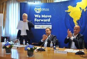ΟΛΘ Α.Ε.: Υπογραφή Συνεργασίας με China Merchants Port Holdings Co Ltd.