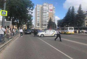 Συναγερμός στην Ουκρανία: Ένοπλος άντρας κρατάει ομήρους
