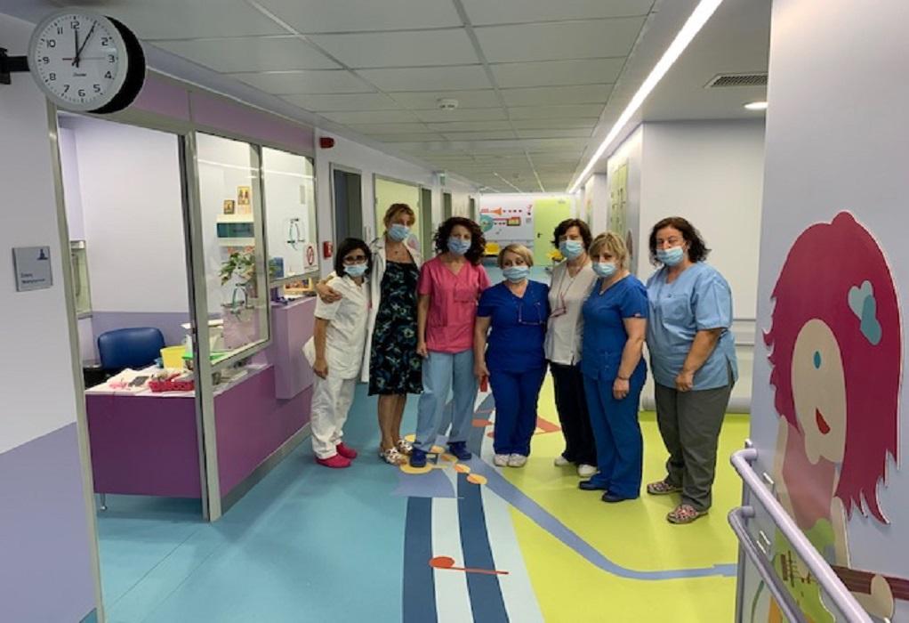 Επαναλειτουργία Ειδικού Κέντρου Αντιμετώπισης Συγγενών Καρδιοπαθειών Παίδων