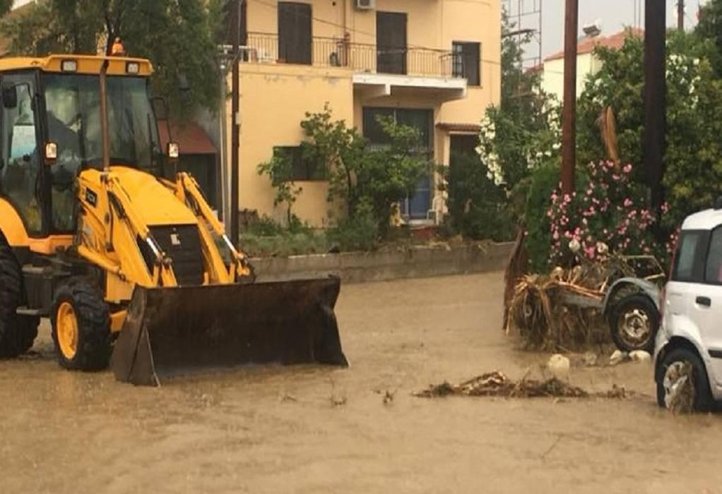 Δήμος Θερμαϊκού: Χωρίς ρεύμα αρκετές περιοχές