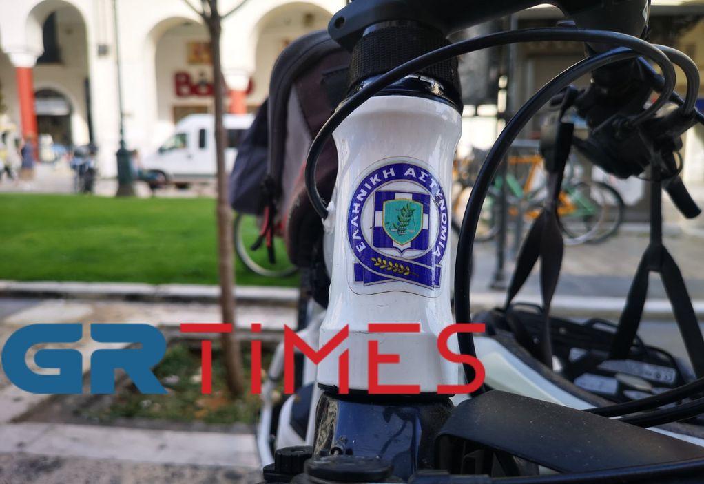 «Περιπολία» με τους ποδηλάτες αστυνομικούς της Θεσσαλονίκης, φωτογραφία-4