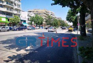 Κυκλοφοριακές ρυθμίσεις σήμερα σε Καραμανλή με Βούλγαρη