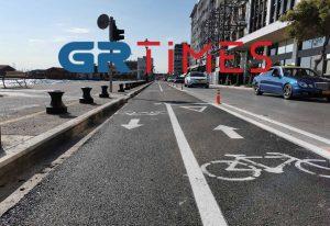 Ποδηλάτες: «Νούμερο 1» η ασφάλεια στους ποδηλατόδρομους