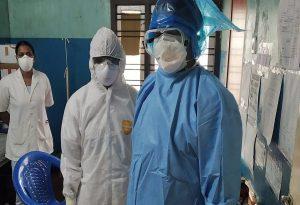 Λάρισα: Αρνητικά 65 δείγματα από γιατρούς & νοσηλευτές του νοσοκομείου