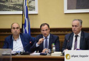 Δήμος Σερρών: Προς δημοπράτηση έργα ύψους 1,15 εκατ. ευρώ