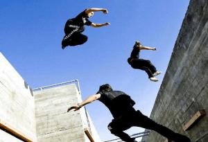 TRIC-US: Πρόγραμμα ανάπτυξης των urban sports