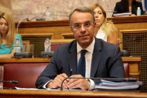Σταϊκούρας: Η Ελλάδα μπορεί να εισέλθει σε έναν αναπτυξιακό κύκλο