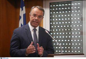 Σταϊκούρας: Μέτρα ύψους 10 δισ. ευρώ έως το τέλος του 2020