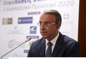 Σταϊκούρας: Τέσσερις προτεραιότητες της κυβέρνησης για την επόμενη μέρα της πανδημίας