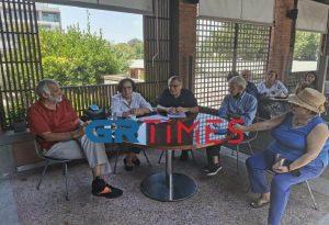 Κίνηση Πολιτών: Οι επόμενες κινήσεις για τα αρχαία της Βενιζέλου